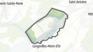 Mapa / Fourcatier-et-Maison-Neuve