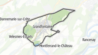 Mapa / Grandfontaine