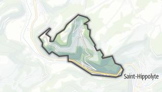 Mapa / Liebvillers
