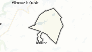 Mapa / Plessis-Barbuise