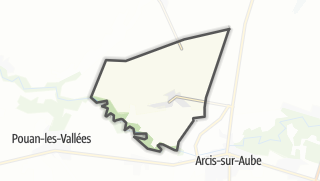 Mapa / Ormes