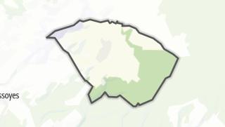 Mapa / Fontette