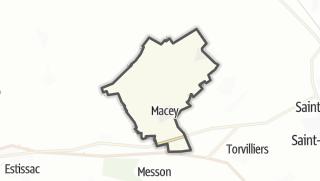 Mapa / Macey