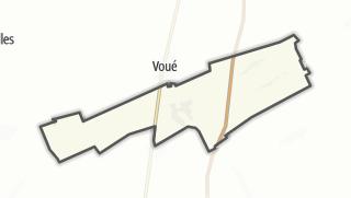 Mapa / Montsuzain