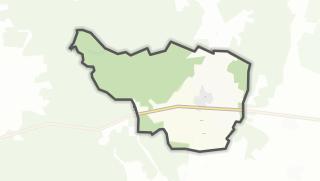 Mapa / Soulaines-Dhuys