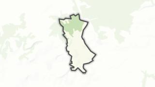 Mapa / Saulcy