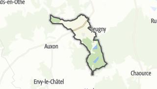 Mapa / Saint-Phal