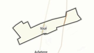 Mapa / Voué