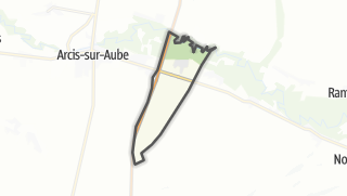 Mapa / Torcy-le-Petit