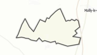 Mapa / Villiers-Herbisse