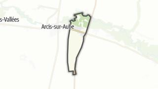 Mapa / Torcy-le-Grand