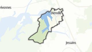 Mapa / Dienville