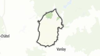 Mapa / Avreuil