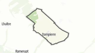 Mapa / Dampierre