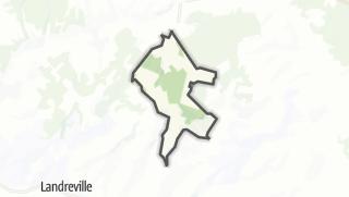 Mapa / Chacenay