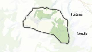 Mapa / Couvignon