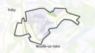 Mapa / Buxeuil