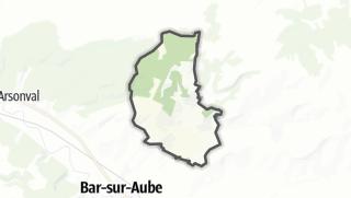 Mapa / Arrentières