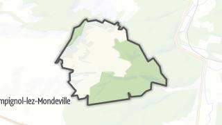 Mapa / Arconville