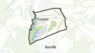 Mapa / Fontaine