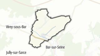 Mapa / Bourguignons