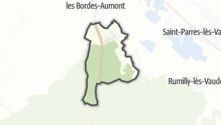 Mapa / Cormost