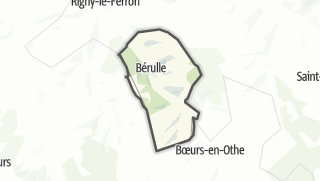 Mapa / Bérulle
