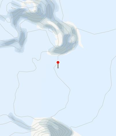 Karte / Wanderreise Argentinien & Chile - Patagonien pur