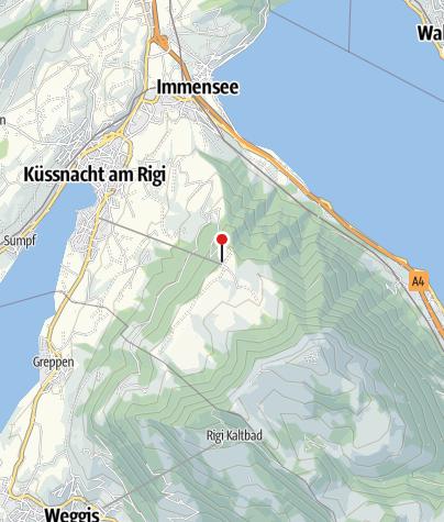 Map / Hotel Restaurant Rigi Seebodenalp