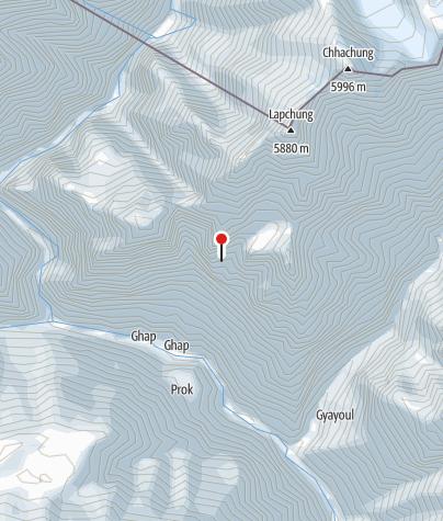 Karte / Nepal - Manaslu Lodge-Trek