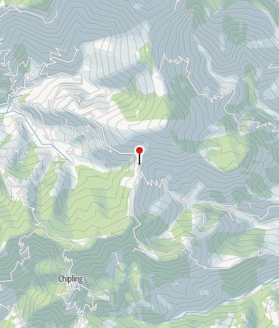 Karte / Nepal – Helambu und Langtang Lodge-Trek