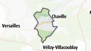 Mapa / Viroflay