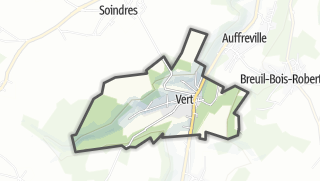 Mapa / Vert