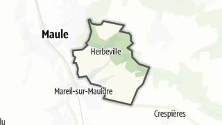 Mapa / Herbeville