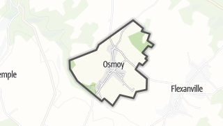 Mapa / Osmoy