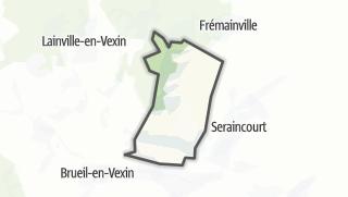 Mapa / Jambville