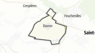 Mapa / Davron