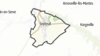 Mapa / Septeuil