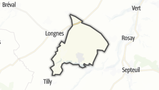 Mapa / Dammartin-en-Serve