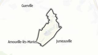 Mapa / Goussonville