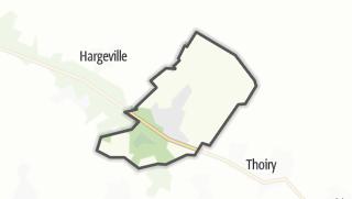 Mapa / Goupillières