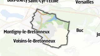 Mapa / Guyancourt