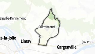 Mapa / Guitrancourt