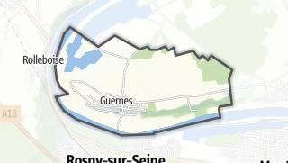 Mapa / Guernes