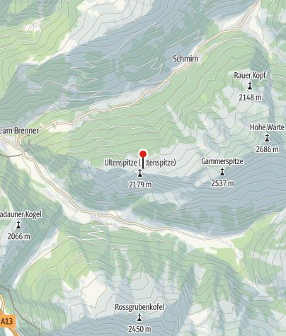 Karte / Ottenspitzhütte