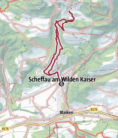 Map / Rehbach tour