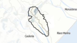 Mapa / Placanica