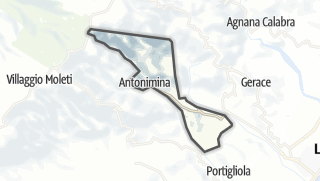 Mapa / Antonimina