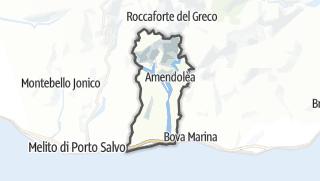 Mapa / Condofuri