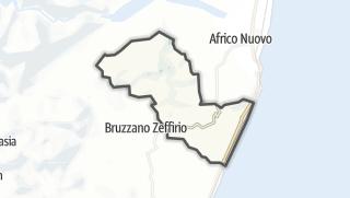 Mapa / Ferruzzano